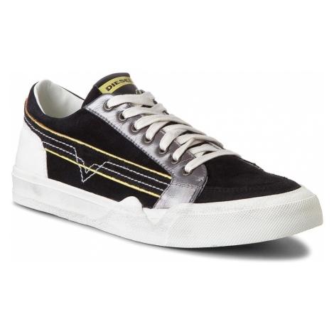 Sneakersy DIESEL - S-Grindd Low Lace Y01698 P1652 T8013 Black
