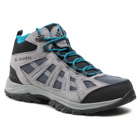 Trekkingi COLUMBIA - Redmond III Mid Waterproof BM0168 Graphite/Black 053
