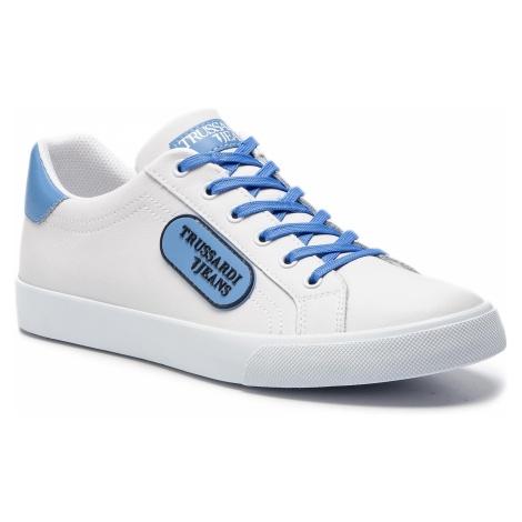 Sneakersy TRUSSARDI JEANS - 77A00146 U101
