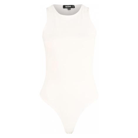 Missguided (Petite) Koszula body biały