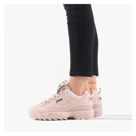 Buty damskie sneakersy Fila Disruptor Low 1010302 71P