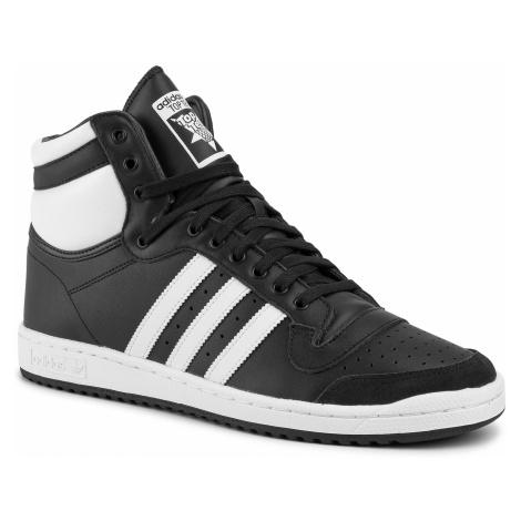 Buty adidas - Top Ten Hi B34429 Cblack/Ftwwht/Cblack