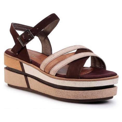Sandały TAMARIS - 1-28014-24 Cafe Comb 385
