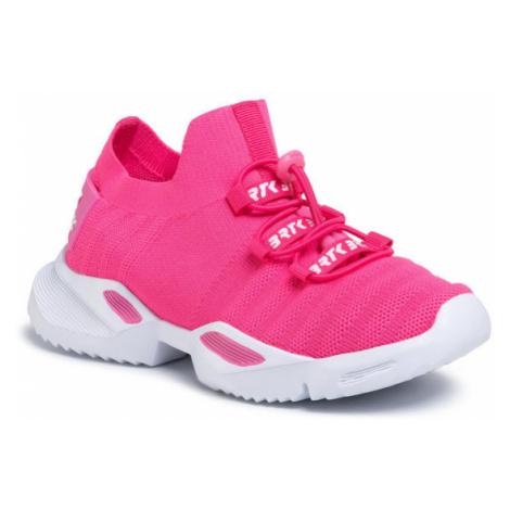 Bartek Sneakersy 78203/65A Różowy
