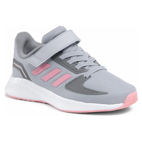 Buty adidas - Runfalcon 2.0 C FZ0111 Grey