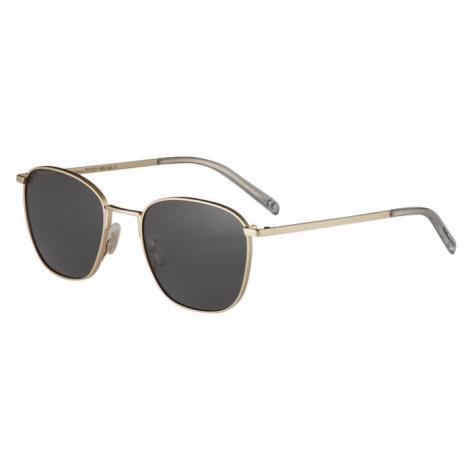 TAKE A SHOT Okulary przeciwsłoneczne 'Max: Gold - Smoke' szary / złoty