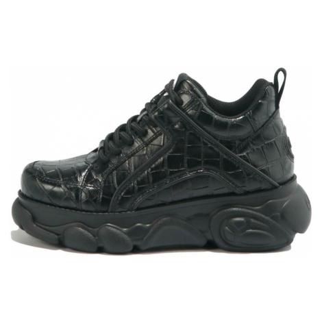 Buffalo, Sneakers Czarny, female, rozmiary: