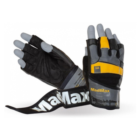 MADMAX Rękawiczki do ćwiczeń Signature