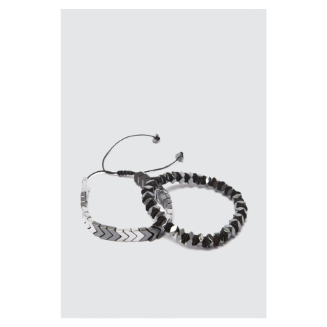 Trendyol Black Male Bijuteri Bracelet