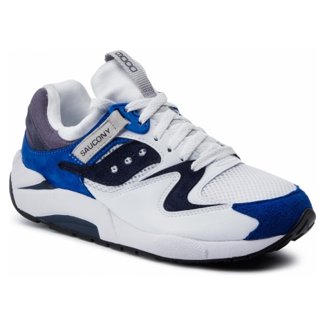 Sneakersy SAUCONY - Grid 9000 S70439-1 Wht/Blu