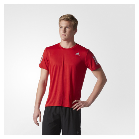 Koszulka adidas Response Tee M Czerwona