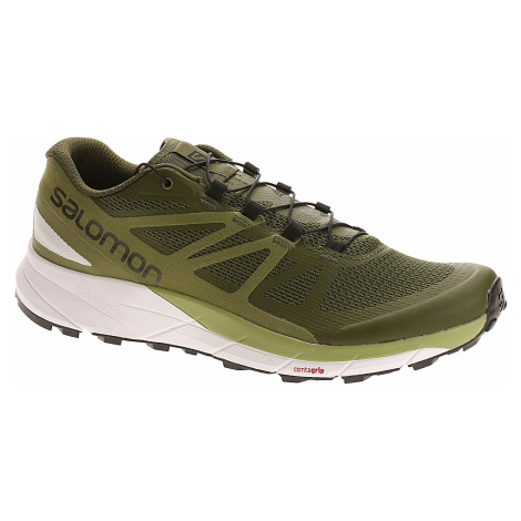 buty Salomon Sense Ride - Ranger Green/White/Martini Olive