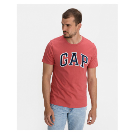 GAP Koszulka Czerwony