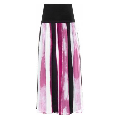 Spódnica plisowana DKNY