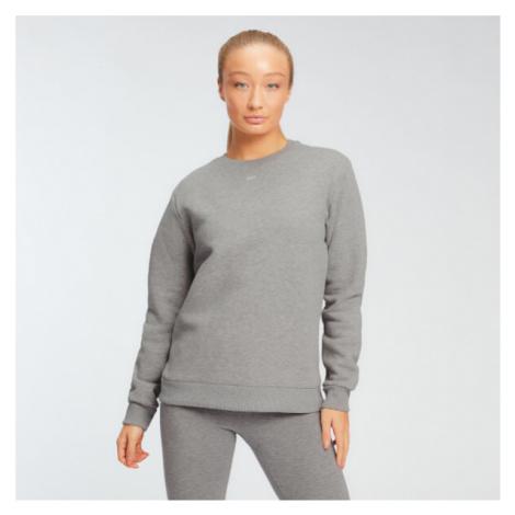 Damska bluza z kolekcji Essentials MP – szary melanż