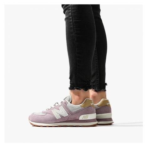Buty damskie sneakersy New Balance WL574CLC