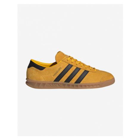 adidas Originals Hamburg Tenisówki Żółty