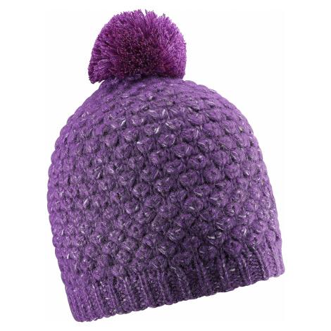 czapka Salomon Backcountry II - Cosmic Purple/Aster Purple