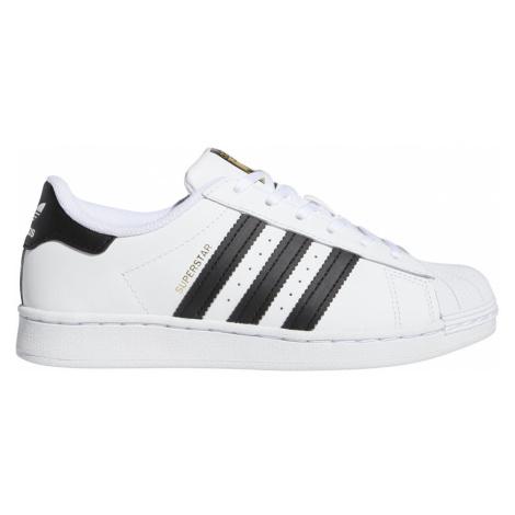 Adidas Superstar C Dziecięce Białe (FU7714)