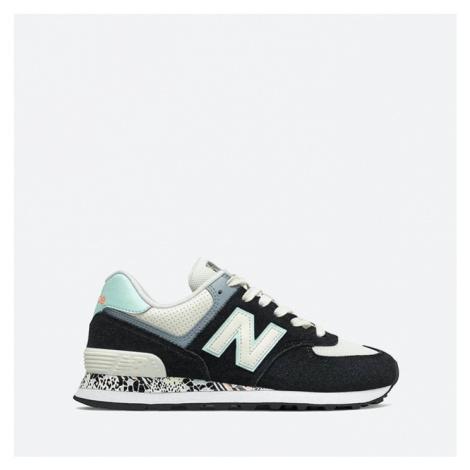 Buty damskie sneakersy New Balance WL574CA2
