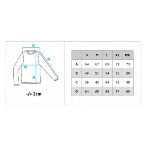 Bluza z kapturem męska Ombre B297