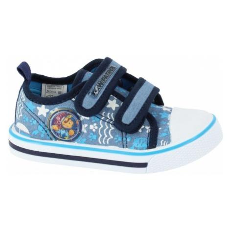 Disney by Arnetta tenisówki chłopięce Psi Patrol 27 niebieskie