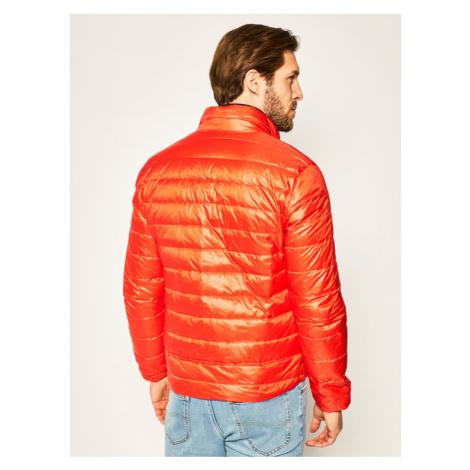Blauer Kurtka puchowa Nylon 20SBLUC03031 005050 Pomarańczowy Regular Fit