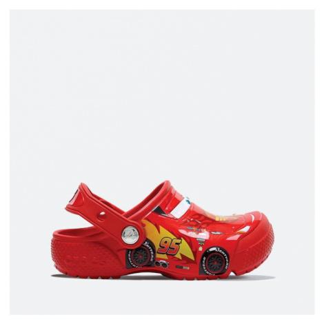 Klapki dziecięce Crocs Fun Lab Cars 204116 FLAME