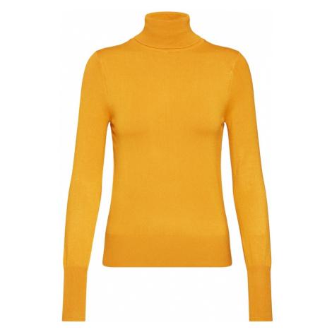 ONLY Sweter 'VENICE' złoty żółty