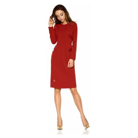 Lemoniade Woman's Dress L274 Crimson