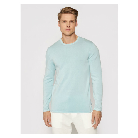 Only & Sons Sweter Garson 22006806 Zielony Slim Fit