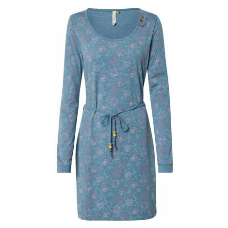 Ragwear Sukienka 'PELIADA' podpalany niebieski