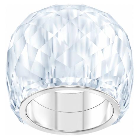 Swarovski Nirvana Ring, Silver tone, Stainless steel