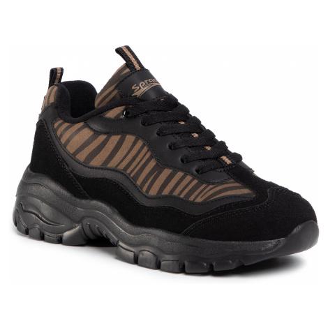 Sneakersy SPRANDI - WP40-8547Z-2 Black