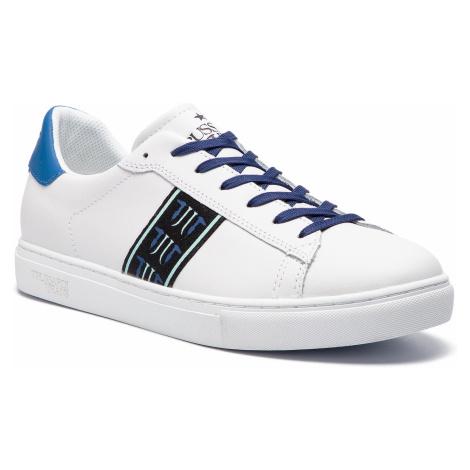 Sneakersy TRUSSARDI JEANS - 77A00143 U005