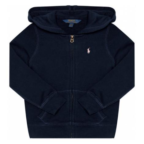 Polo Ralph Lauren Bluza Fz Hoodie 312698766002 Granatowy Slim Fit