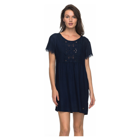 sukienka Roxy Dark To Light - BTK0/Dress Blues