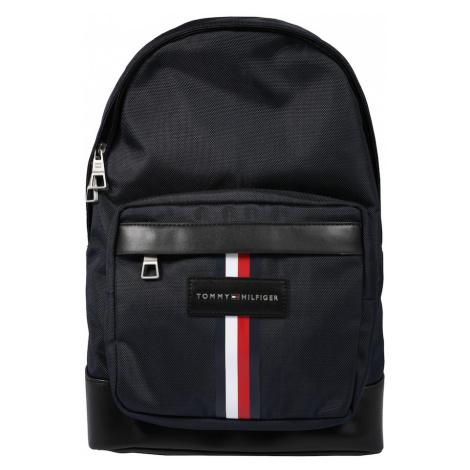 TOMMY HILFIGER Plecak 'UPTOWN' czerwony / niebieski / czarny