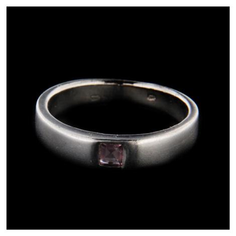 Pierścionek srebrny 15640