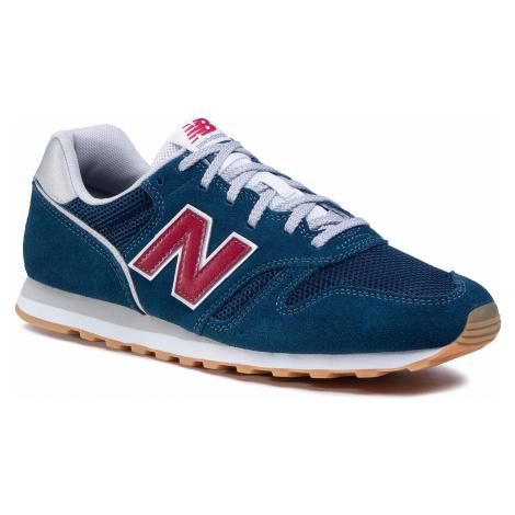 Sneakersy NEW BALANCE - ML373EC2 Granatowy