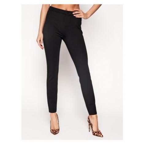 Tommy Hilfiger Spodnie materiałowe WW0WW01345 Czarny Skinny Fit