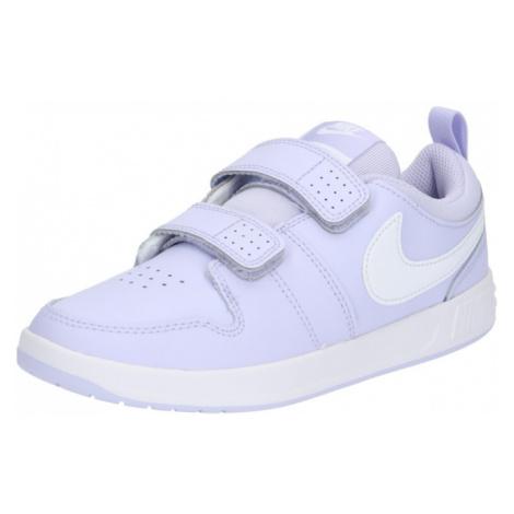 Nike Sportswear Trampki 'Pico 5' biały / liliowy