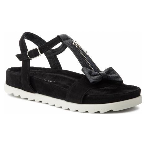 Sandały CARINII - B4993 360-N21-000-692