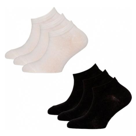 EWERS Skarpety czarny / biały