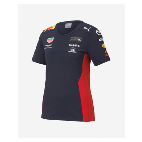Puma Red Bull Racing Team Koszulka Niebieski Czerwony