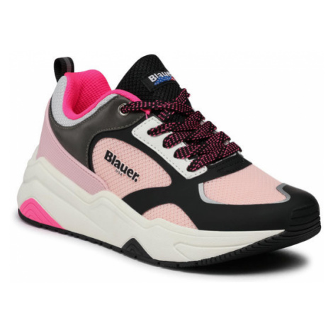 Blauer Sneakersy S1TAYLOR01/MES Różowy