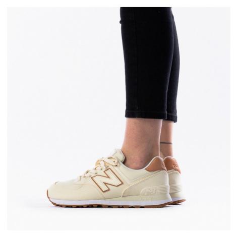 Buty damskie sneakersy New Balance WL574SCB