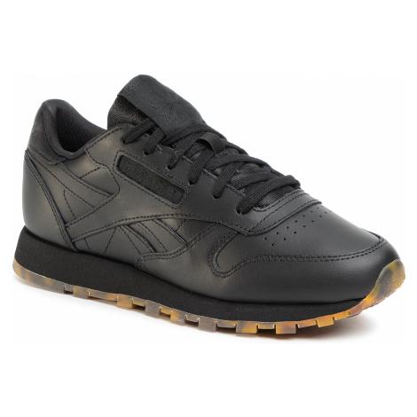 Buty Reebok - Cl Leather Mu EH2397 Black/Black/Black