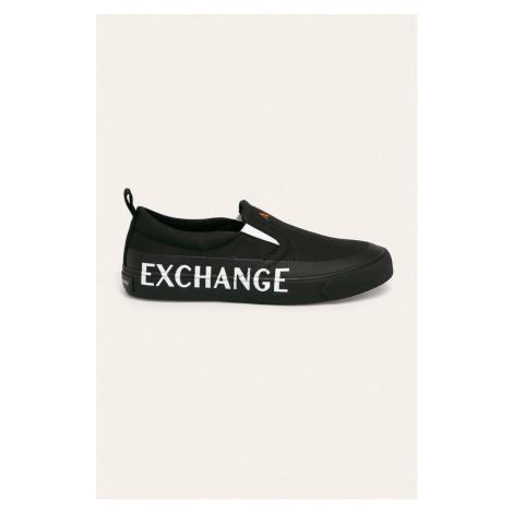 Armani Exchange - Tenisówki