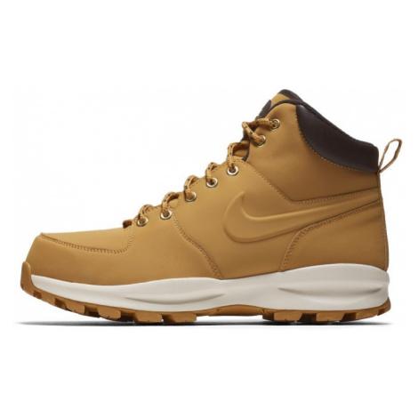 Buty męskie Nike Manoa - Żółć